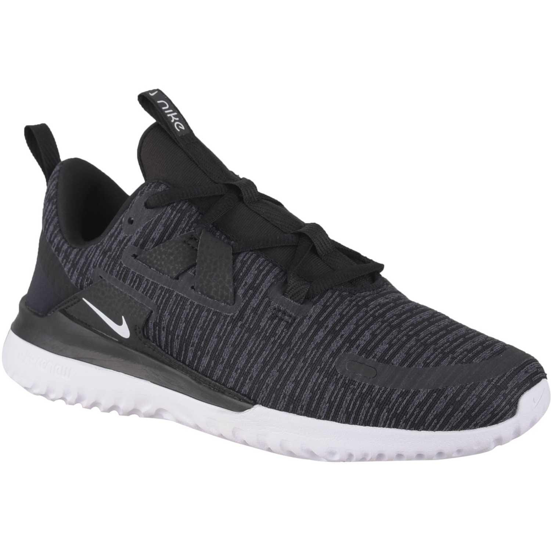 Nike Wmns Nike Renew Arena Plomo / negro Correr por carretera