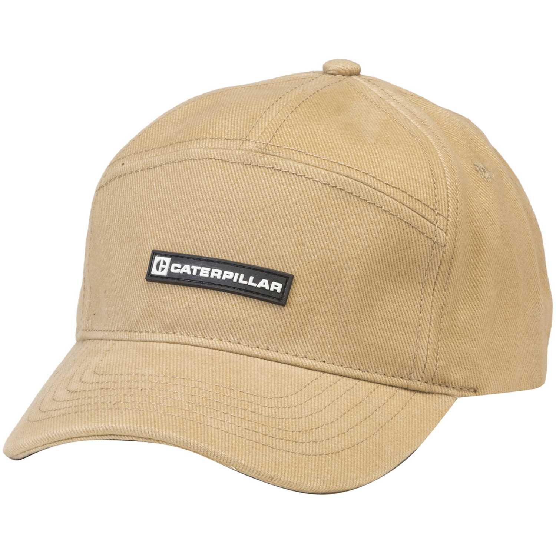 Gorros de Hombre CAT Beige 7's hat