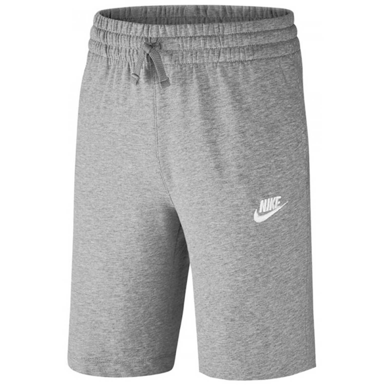Short de Jovencito Nike Gris b nsw short jsy aa