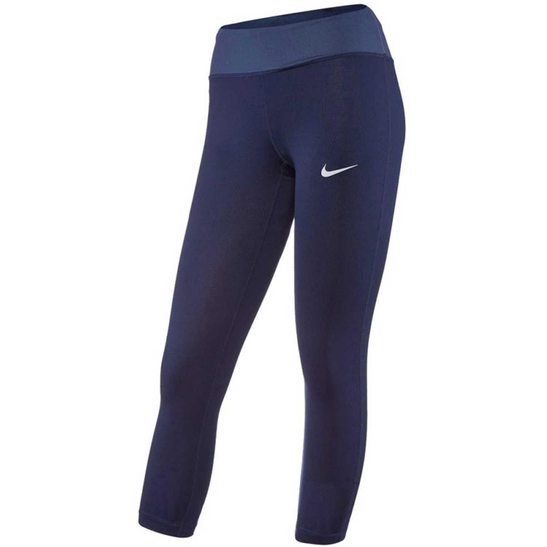 Nike w nk pwr essntl crop df Navy Leggings Deportivos