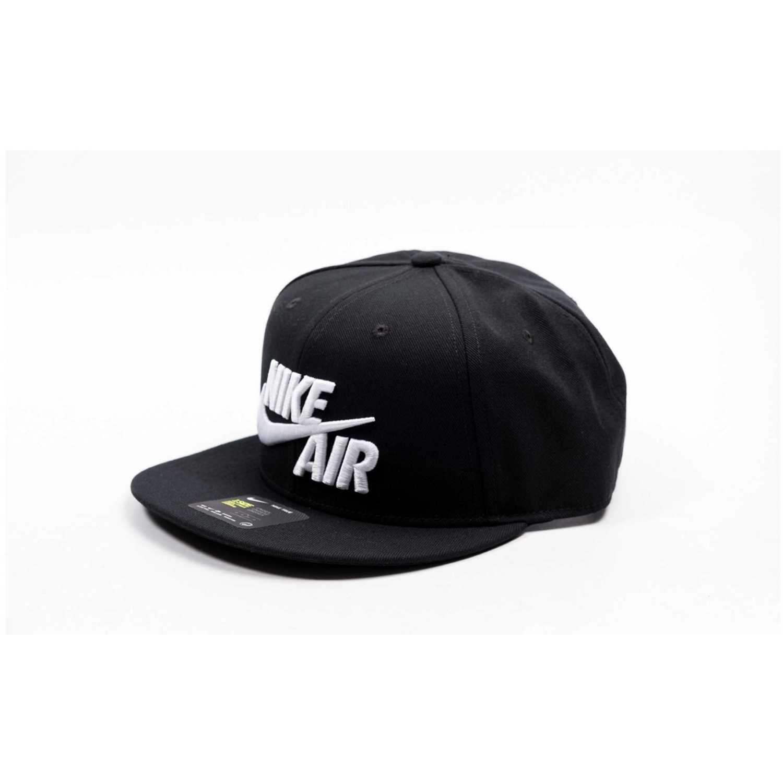 Gorros de Niña Nike Negro u nk air true cap classic