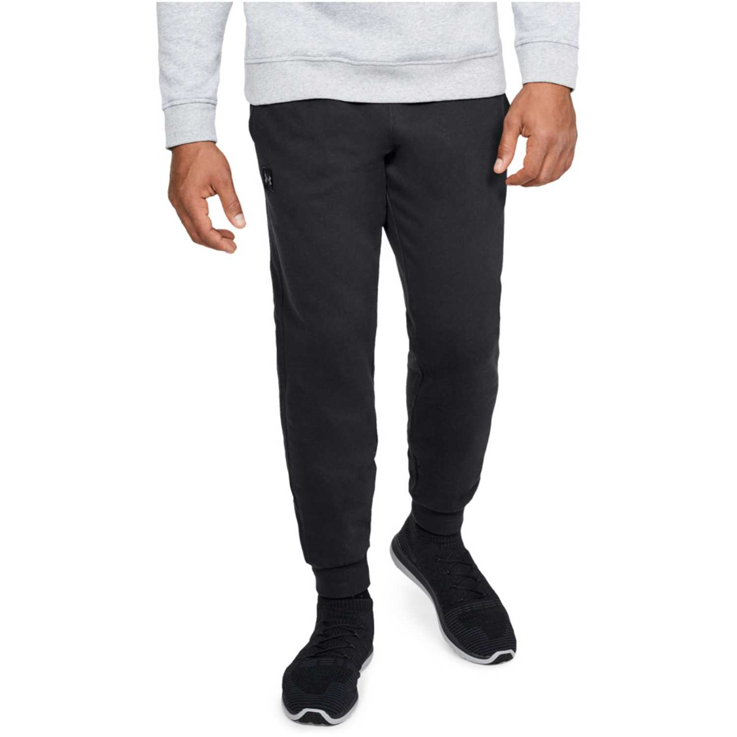 Under Armour rival fleece jogger-blk Navy Pantalones Deportivos