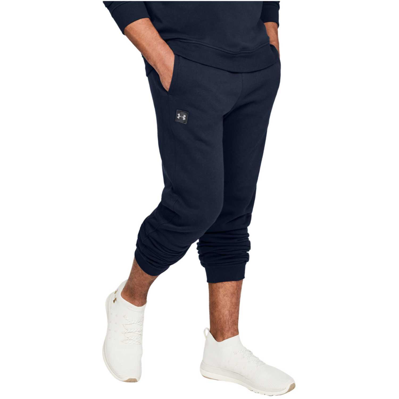 Under Armour Rival Fleece Jogger-Nvy Navy Pantalones deportivos