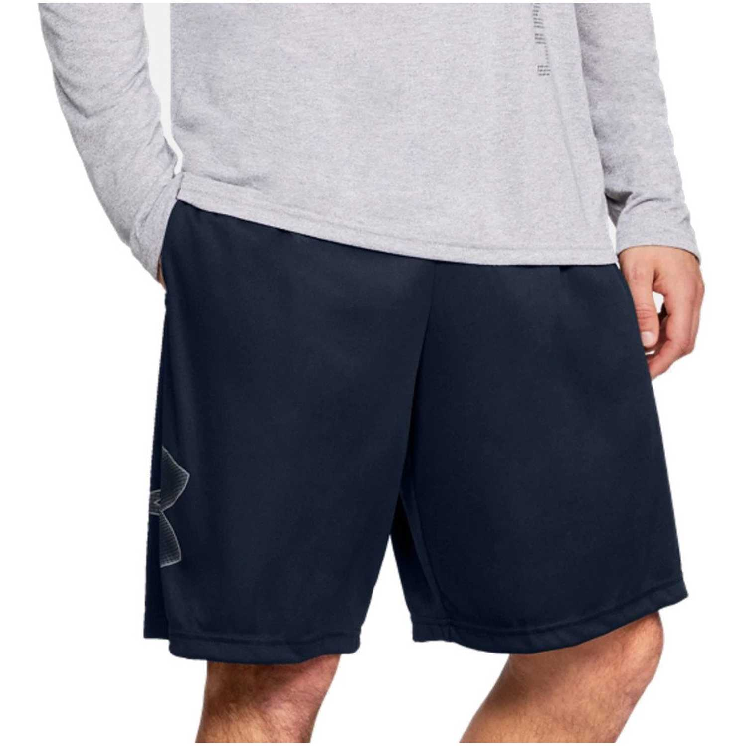 Under Armour ua tech graphic short-nvy Navy Shorts Deportivos