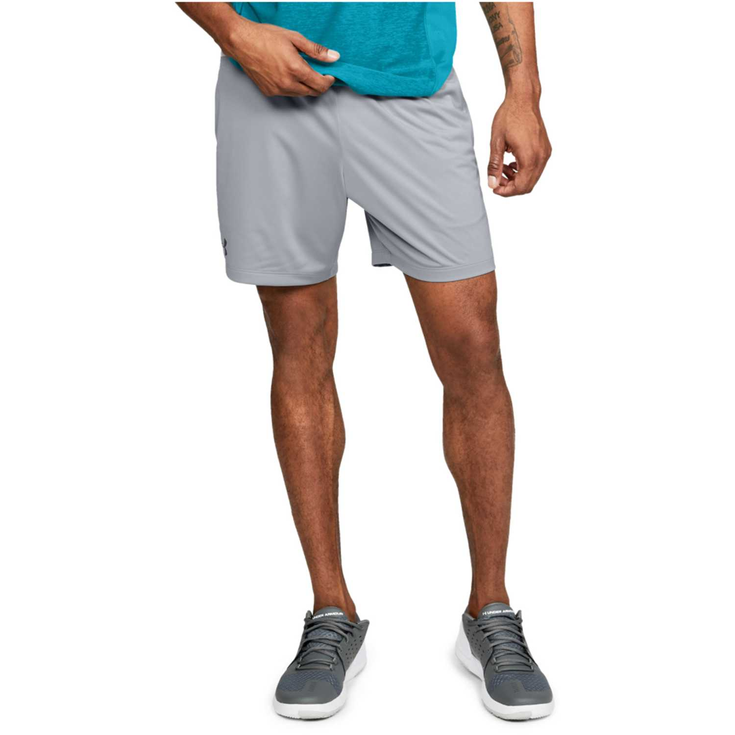 Under Armour mk1 short 7in.-gry Gris Shorts Deportivos