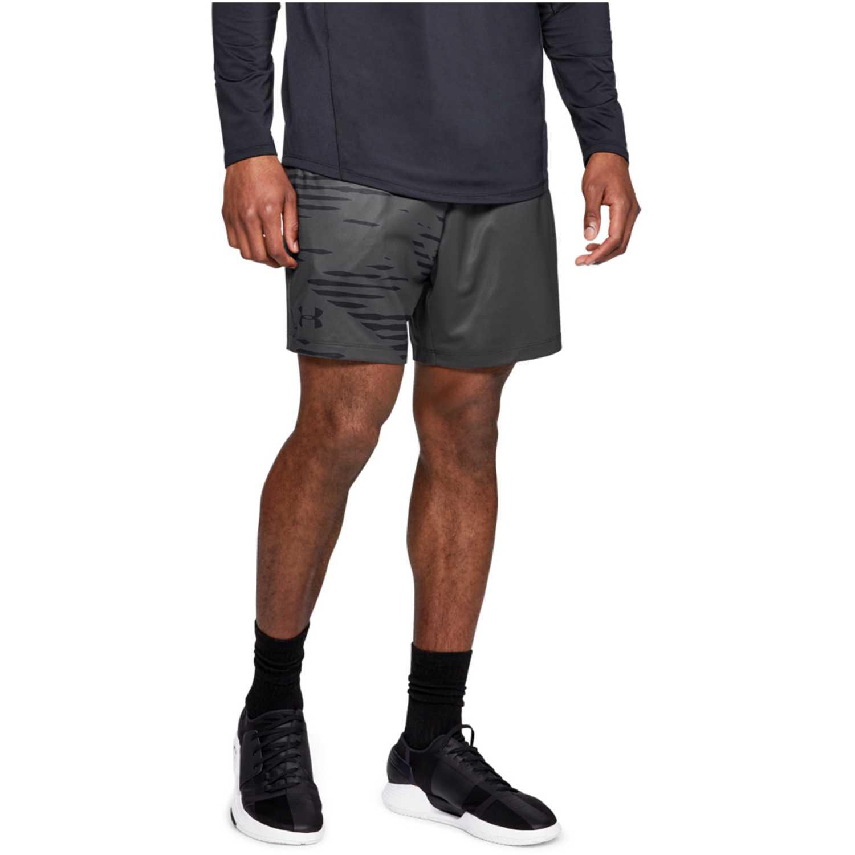 Under Armour mk1 7in short camo print-gry Plomo / gris Shorts Deportivos