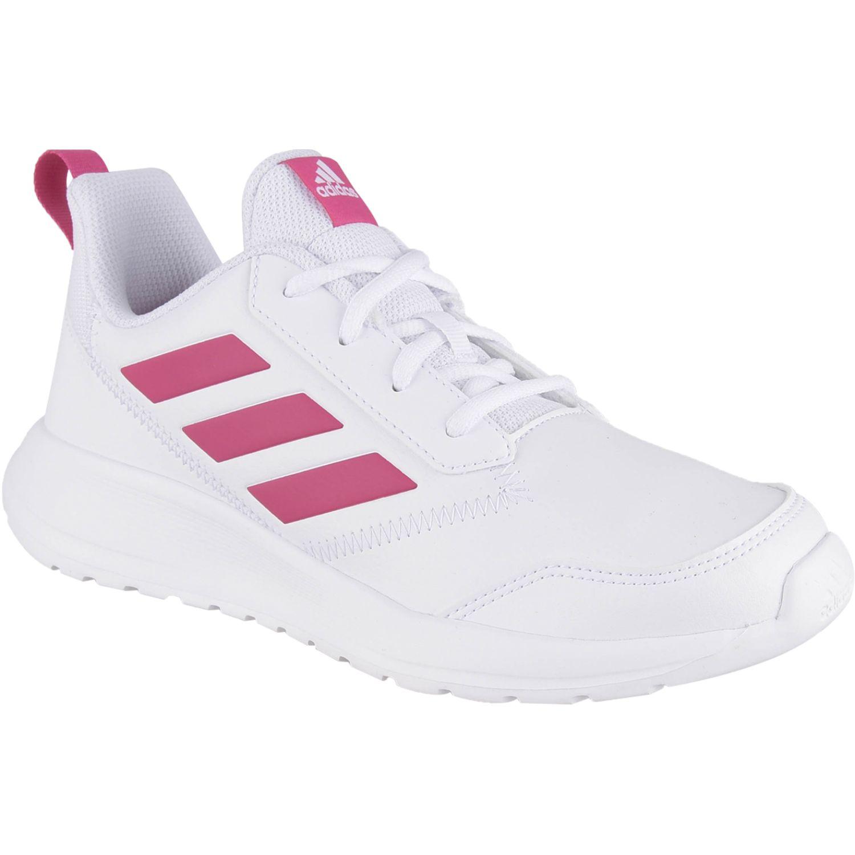 Adidas altarun k Blanco / rosado Muchachos