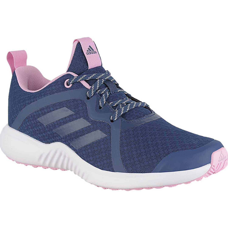 Adidas fortarun x k Azul Running en pista
