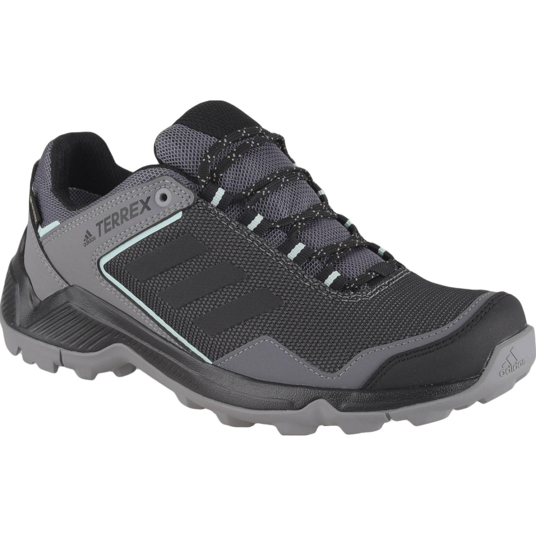 Adidas terrex eastrail gtx w Negro / plomo Running en pista