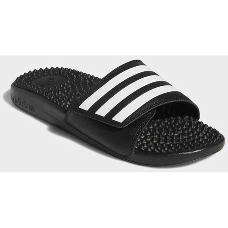 Hay una tendencia Componer tambor  Adidas Adissage Tnd Negro / blanco Sandalias y chanclas deportivas |  platanitos.com