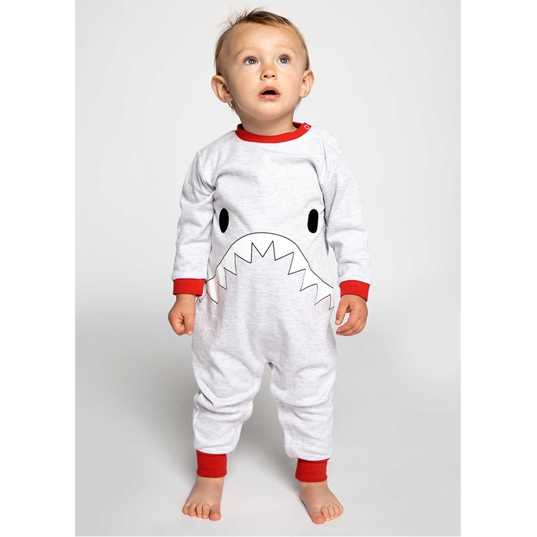 Pijamas de Bebito Kayser Rojo 00.638-roj