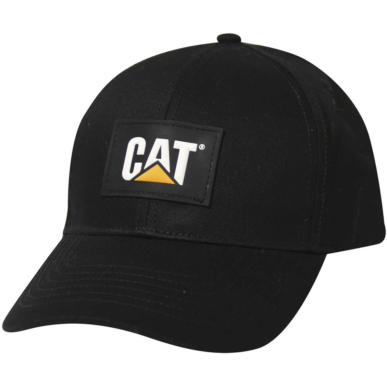 CAT cat patch hat Negro Gorros de Baseball