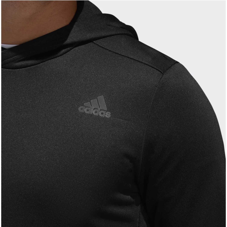 Casaca de Hombre Adidas Negro own the run hd