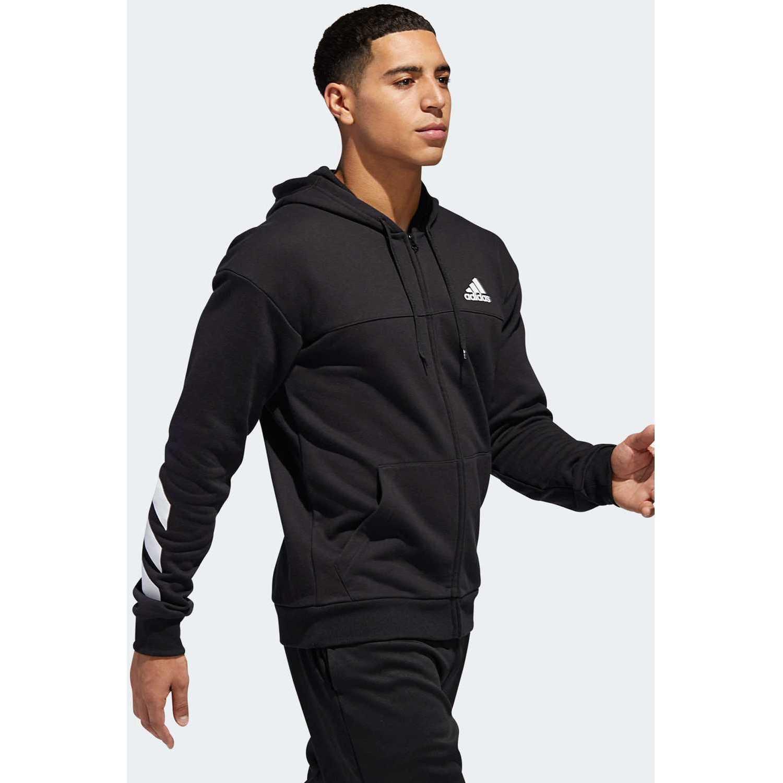 Casacas de Hombre Adidas Negro spt full zip