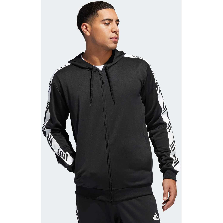 Casaca de Hombre Adidas Negro pm hoodie