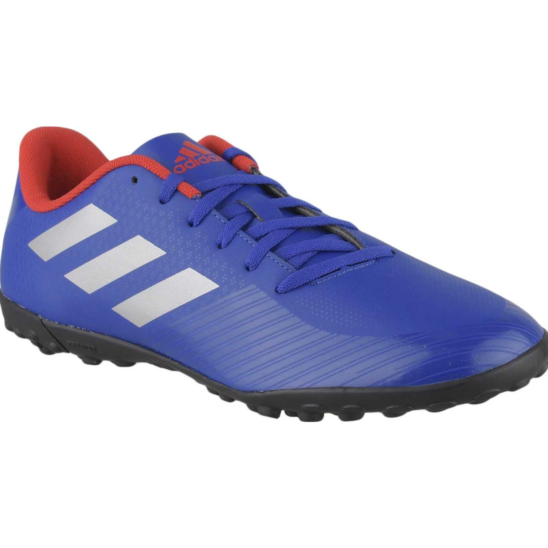 Adidas artilheira iii tf Negro / rojo