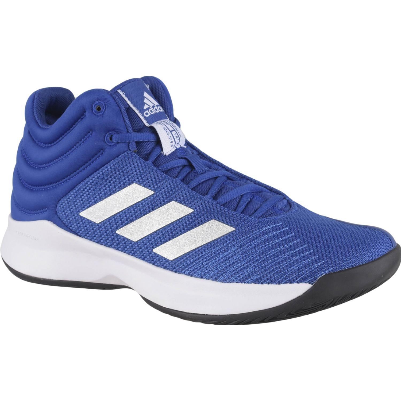 Adidas pro spark 2018 Azul Hombres