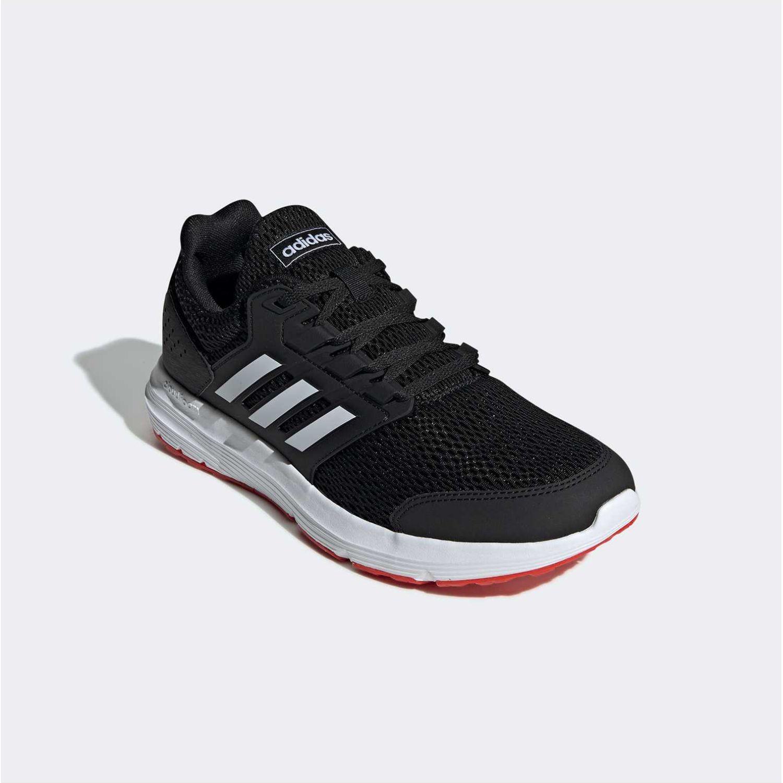 Adidas galaxy 4 Negro / blanco