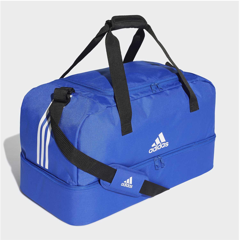 Adidas tiro du bc m Azul Duffels deportivos