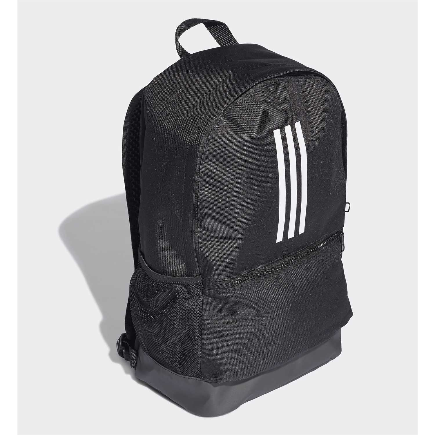 Adidas tiro bp Negro / plomo Mochilas Multipropósitos