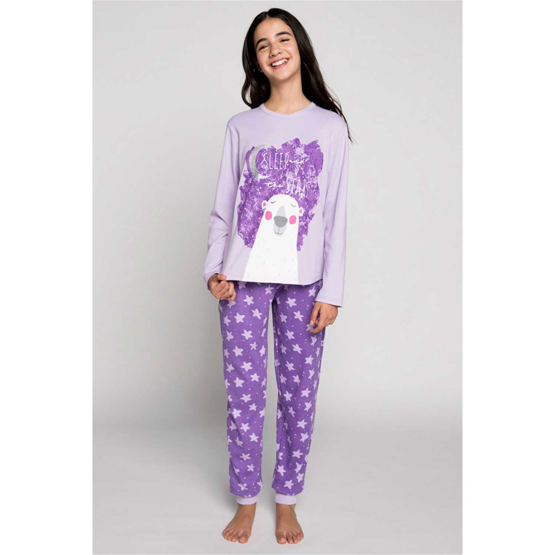 Kayser 65.1200-lil Lila Sets de Pijama