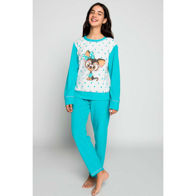 Kayser 65.1201-tur Turquesa Sets de Pijama