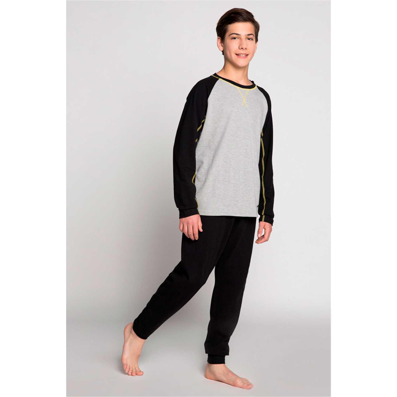 Pijamas de Niño Kayser Negro 66.1067-neg