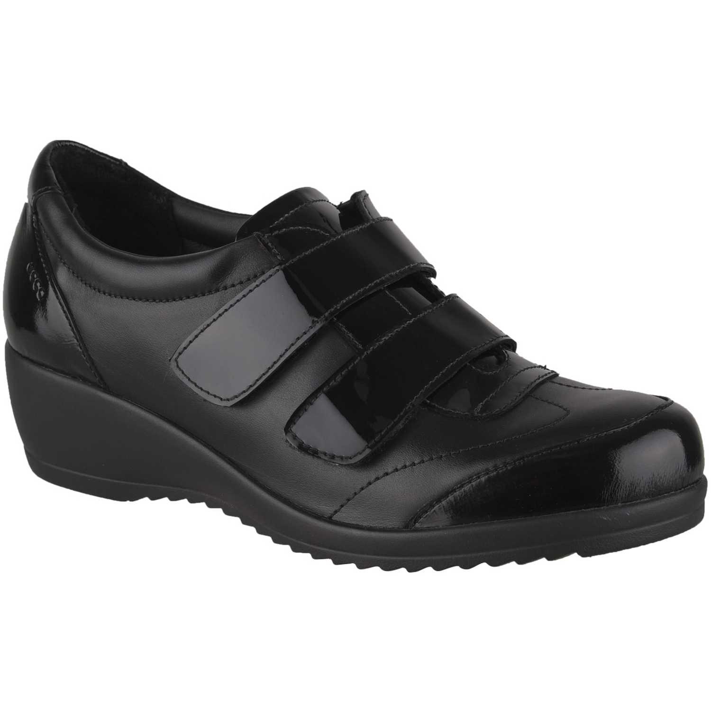 Calzado de Mujer Ecco Negro almudena04