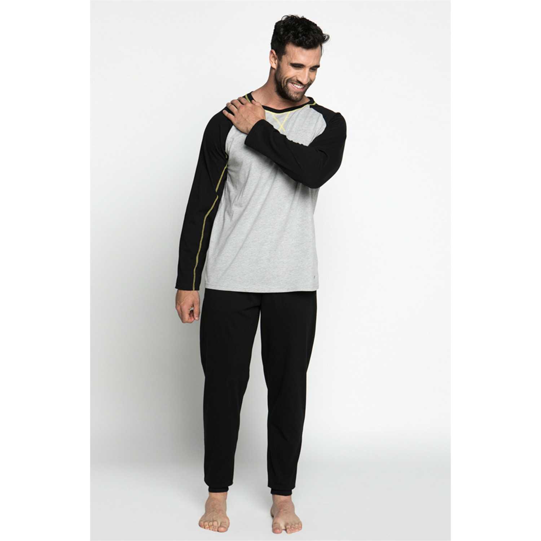 Pijamas de Hombre Kayser Negro 67.1067-neg