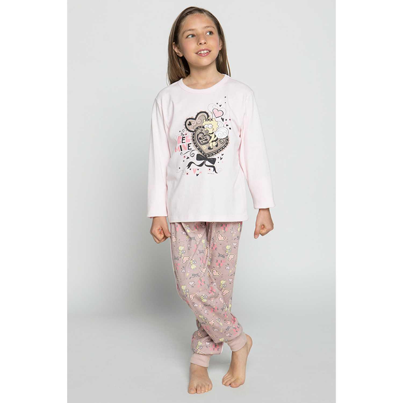 Pijama de Jovencita Kayser Pink s6337-pin