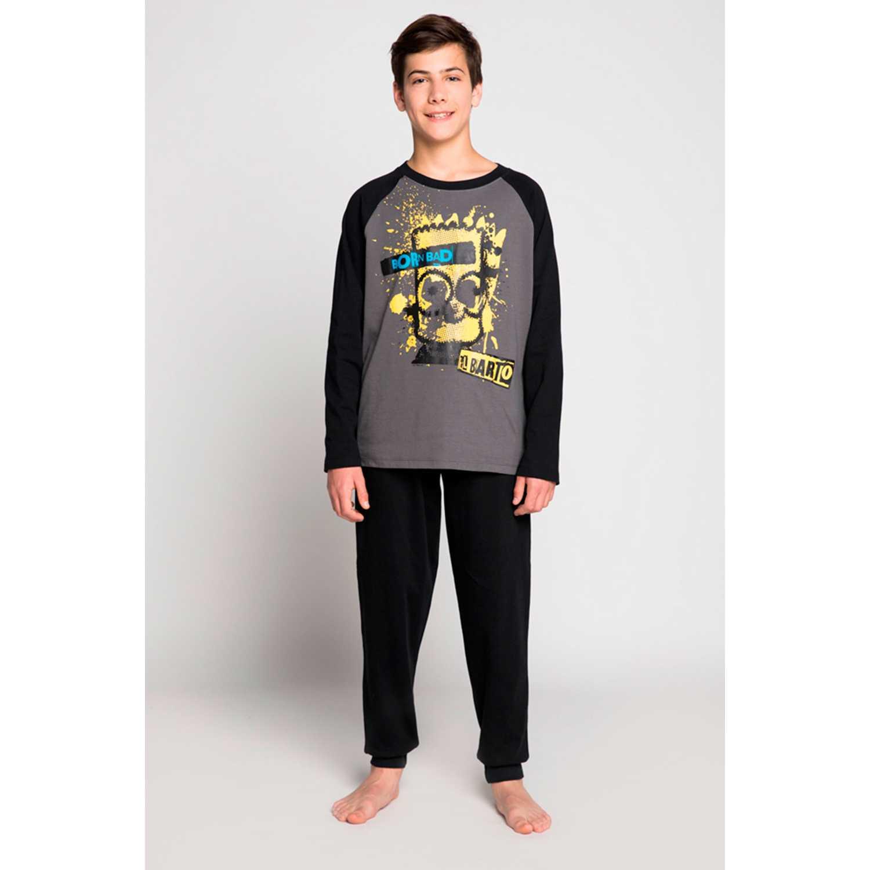 Pijamas de Niño Kayser Negro s6641p-neg