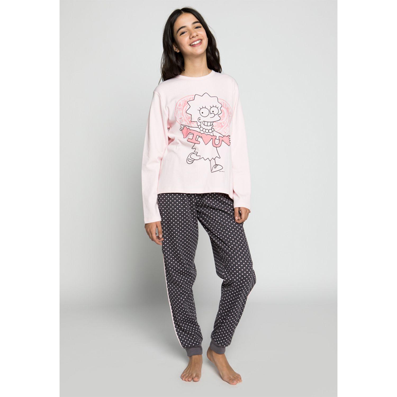 Kayser S6535-ROS Rosado Sets de Pijama