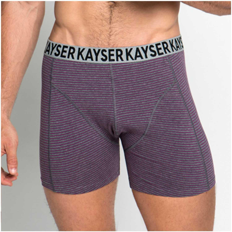 Kayser BOXER COTTON LYCRA 93.132 BURDEO Boxers