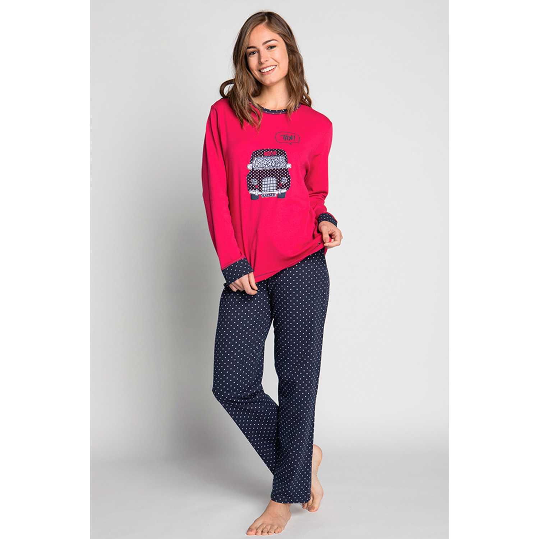 Kayser 60.1177-roj Rojo Pijamas y Camisetas de Dormir