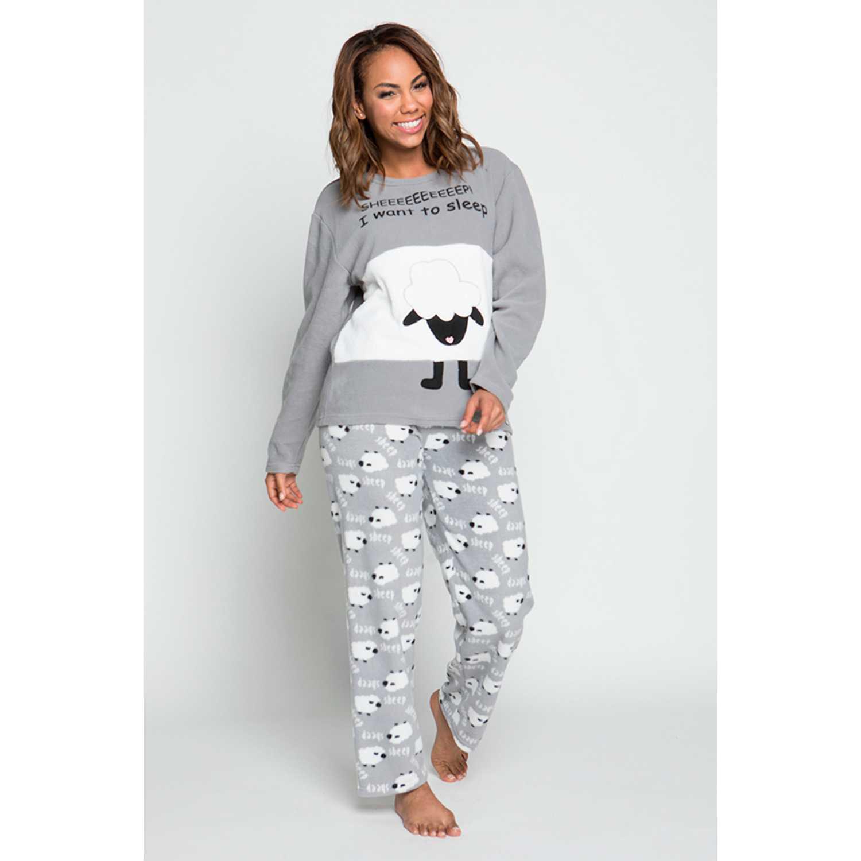Kayser 60.1211-gri Gris Pijamas y Camisetas de Dormir