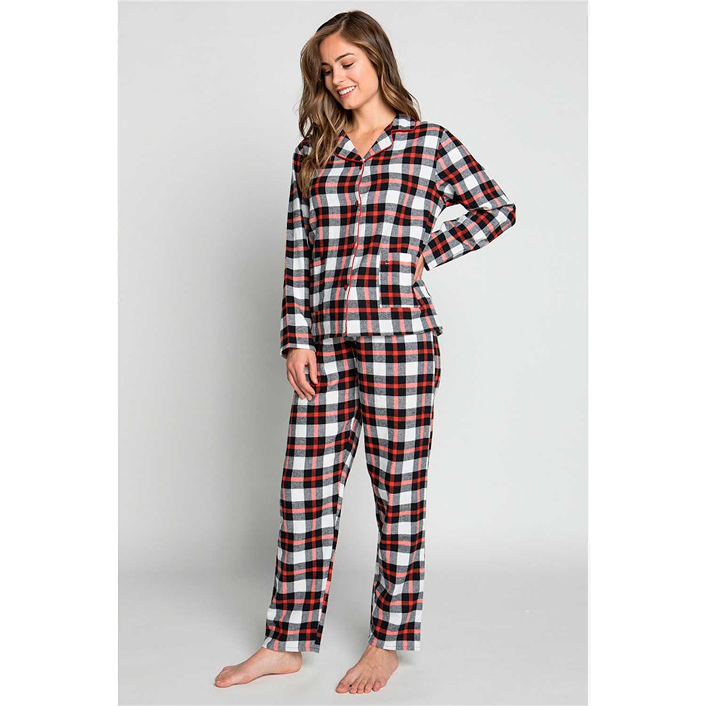 Pijamas de Mujer Kayser Rojo 60.1212-roj
