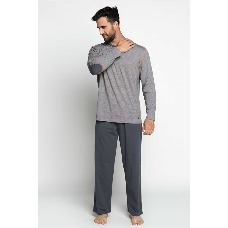 Pijamas de Hombre Kayser Grafito 67.1062-gra