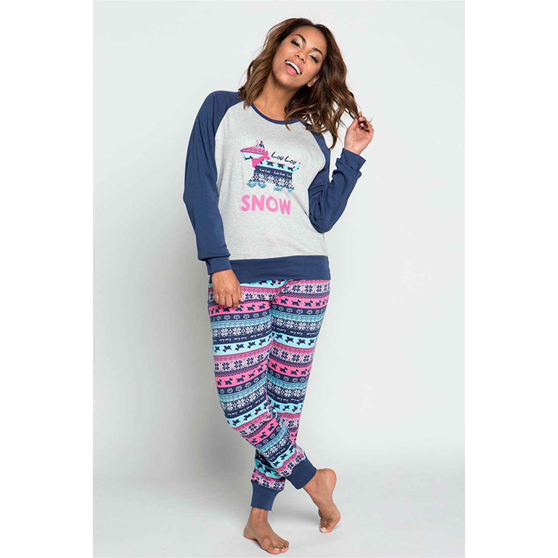Kayser 60.1182-AZU Azul Pijamas y Camisetas de Dormir