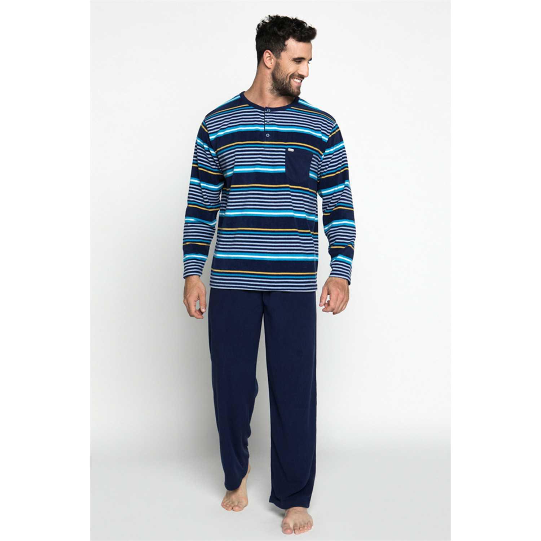 Pijamas de Hombre Kayser Azu 67.1072-azu