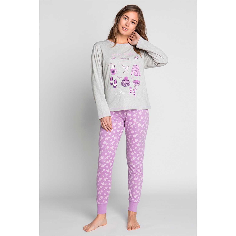 Pijamas de Mujer Kayser Violeta 60.1183-vio
