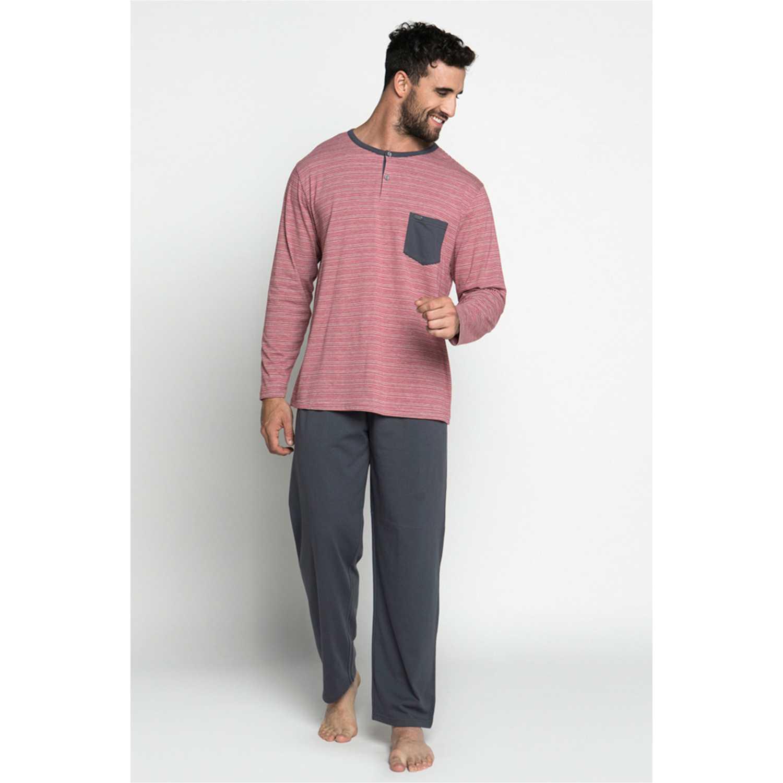 Pijama de Hombre Kayser Rojo 67.1063-roj