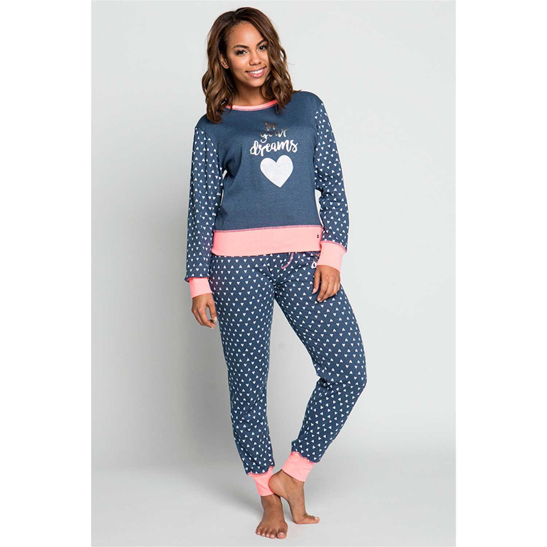 Kayser 60.1185-azu Azul Pijamas y Camisetas de Dormir