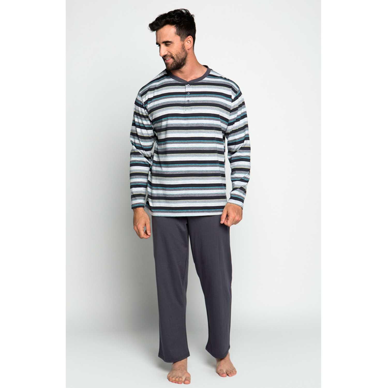 Pijamas de Hombre Kayser Grafito 67.1064-gra