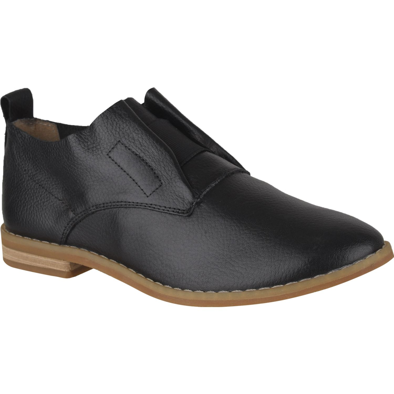 Hush Puppies annerley clever Negro Oxfords