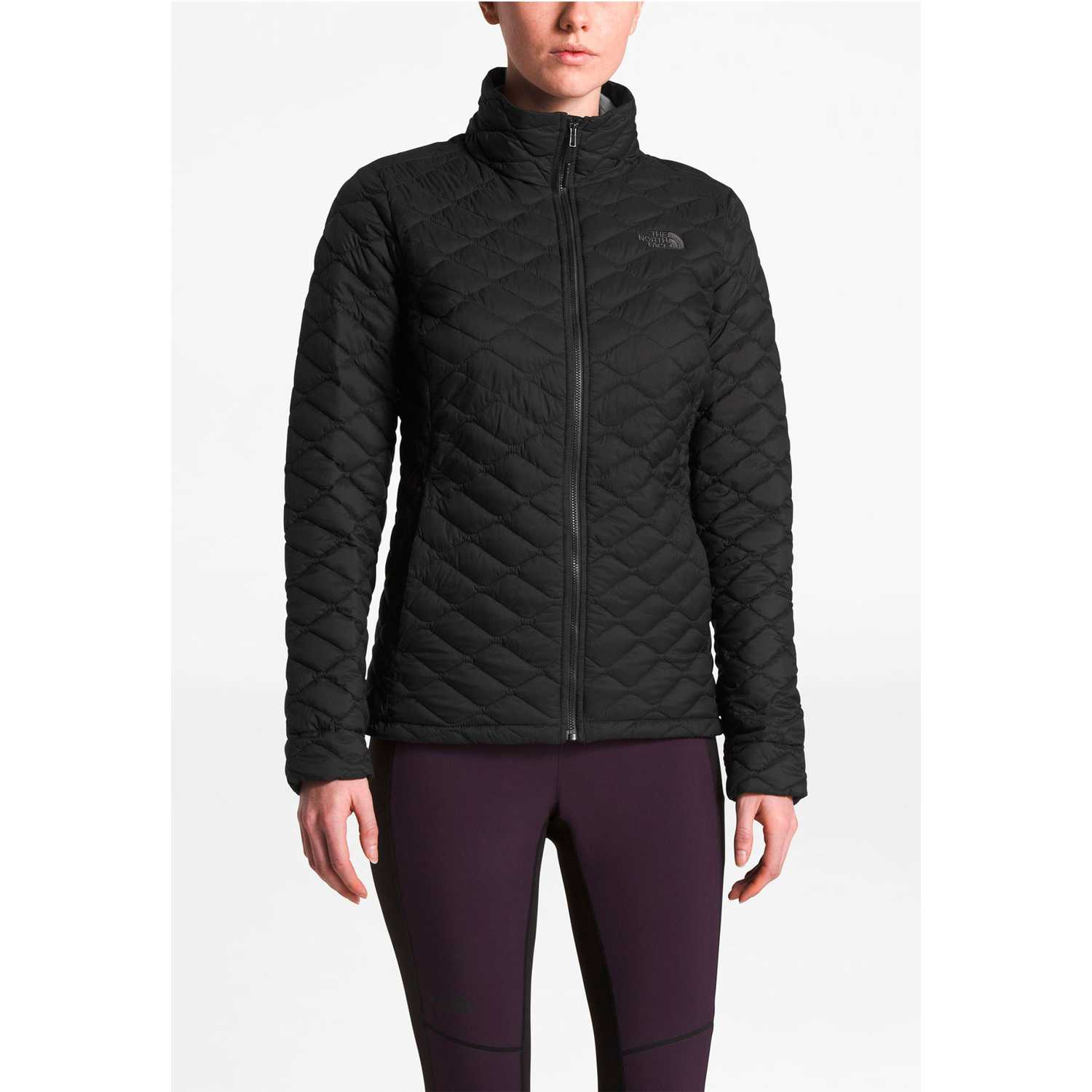 The North Face W Thermoball Jacket Negro Abrigos de plumas y alternativos