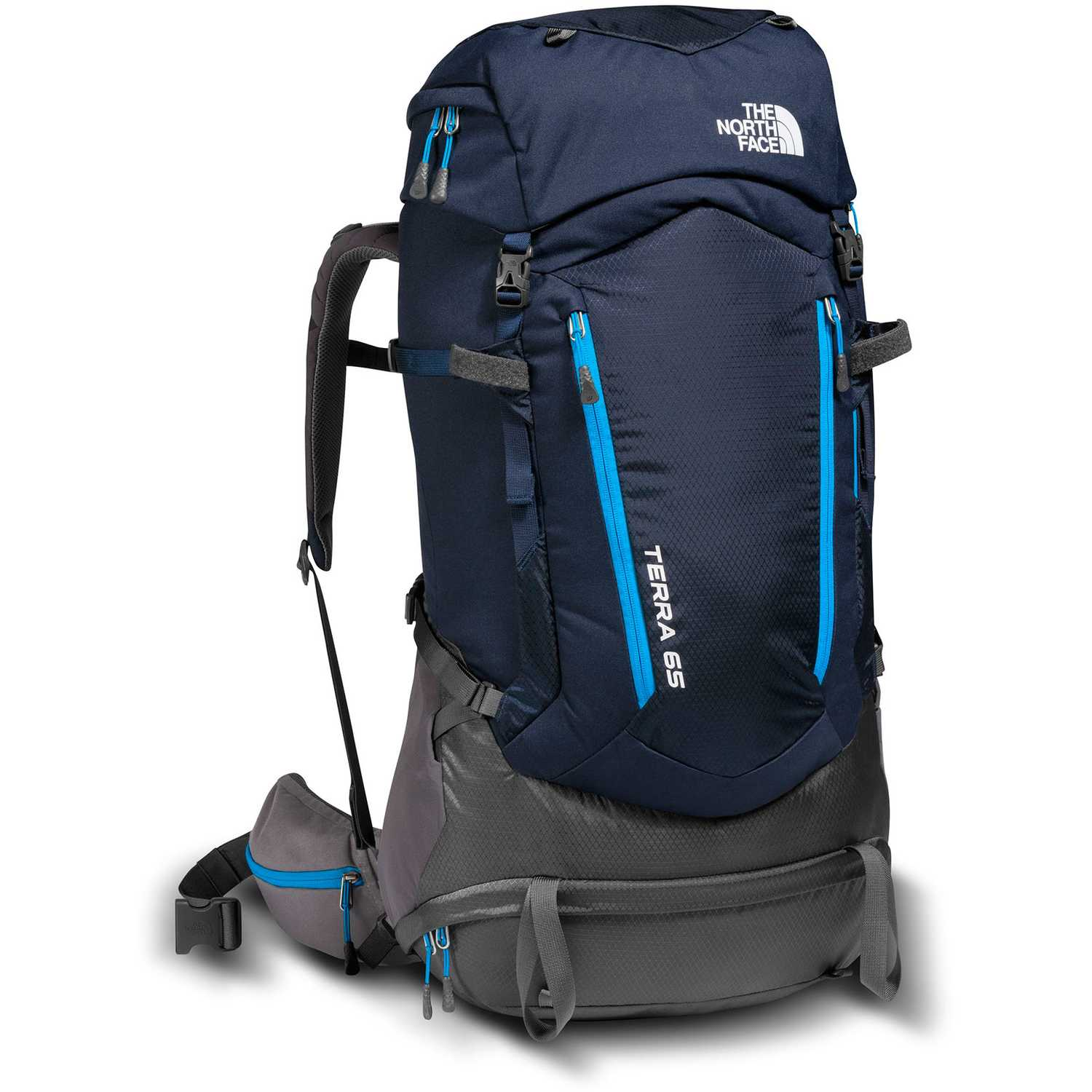 Mochilas de Hombre The North Face Navy terra 65