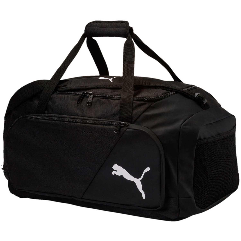 Puma liga medium bag Negro / blanco Duffels deportivos