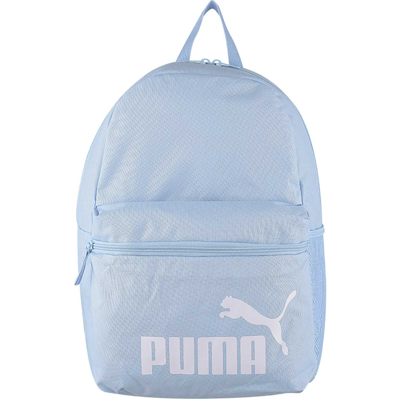 Puma puma phase backpack Celeste / blanco