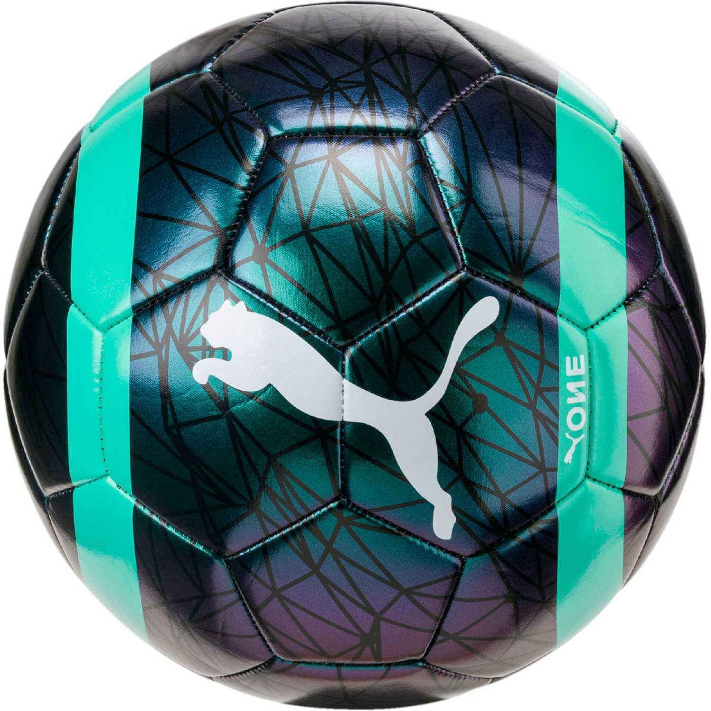 Puma puma one chrome ball Azul / turquesa Bolas