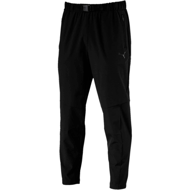 Puma ferrari life pants Negro Pantalones Deportivos